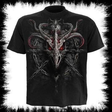Fantasy Shirt Stein Drachen