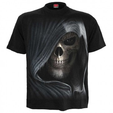 T Shirt Heavy Metal Hourglass Of Death