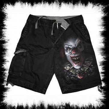 Metal Shorts Circus Of Horror