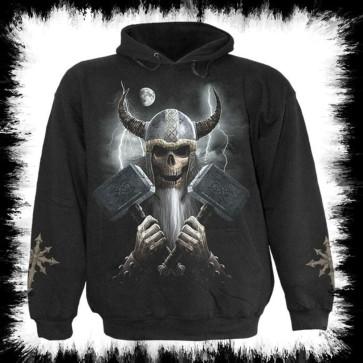 Pagan Metal Hoody Celtic Warrior