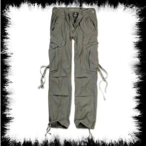 Brandit Pantalon Femmes M 65 Vert Olive