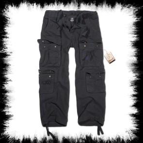 Brandit Pantalon Pure Vintage Noir