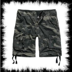 Brandit Short Urban Legend Dark Camouflage Gris Fonce