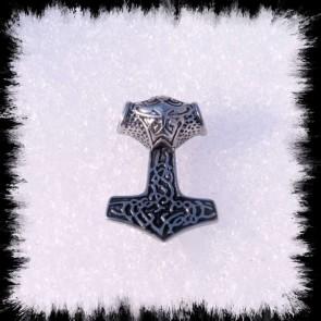 Pendentif Bijou Marteau Thor Viking Inox