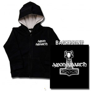 Sweat Á Capuche Enfant, Amon Amarth Hammer