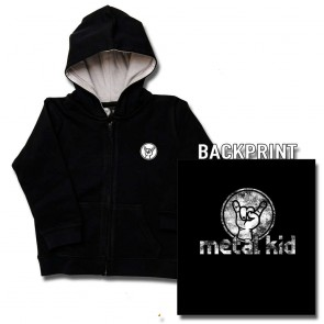 Sweat Á Capuche Enfant, Metal Kid Vintage