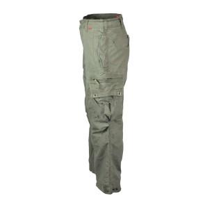 Molecule Pantalons Cargo Gris
