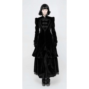 Belladonna Coat - Punk Rave