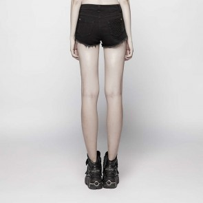 Cataclym Gothic Shorts - Punk Rave