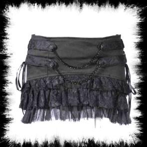 Jupe Gothique Tutu Noire