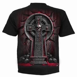 BLEEDING SOULS - T-Shirt Black