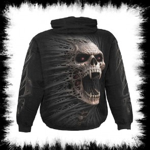 Cast Out Metal Gothic Hoody