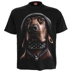dawg t shirt femme