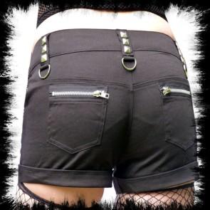 Lady Gothic Hotpants