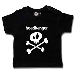 Baby T Shirt, Headbanger