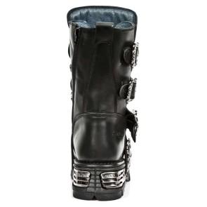 M.1032-C10 New Rock Stiefel Metallic