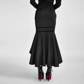 Black Azalea Skirt - Punk Rave