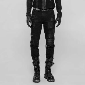 Black Swamp Trouser- Punk Rave