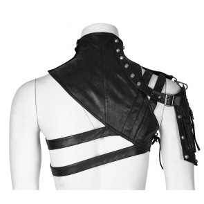 Carthasis Brown Harness - Punk Rave