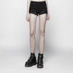 Cataclym Gothic Shorts - Punk Rave