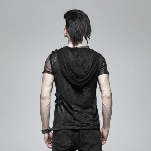 Ghost Bullet  Gothic Top - Punk Rave
