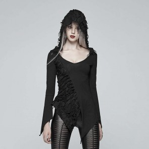 Slasher Gothic Top - Punk Rave