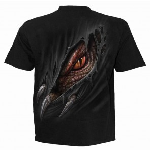 BREAKING OUT - T-Shirt Black