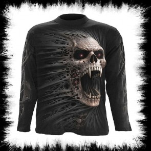 Cast Out Metal Gothic Longsleeve