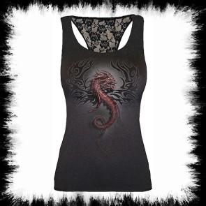 Damen Shirt Roar Of The Dragon