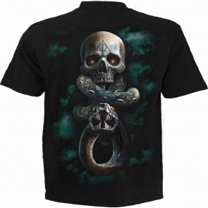 DARK MARK - T-Shirt Black
