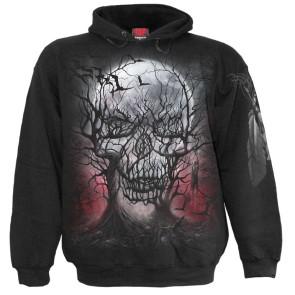Gothic hoodie dark roots