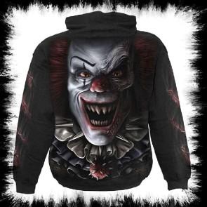 Gothic Metal Hoody Circus Of Horrors