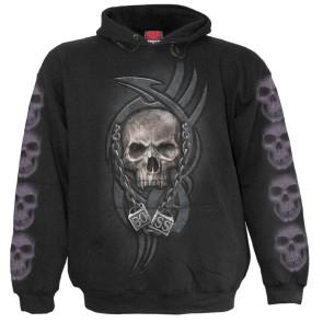 heavy metal hoodie boss reaper