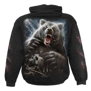 horror hoodie bear claws