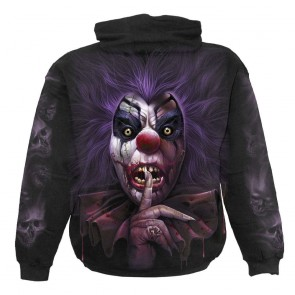 horror hoodie madcap