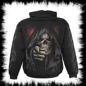 Metal Hoody Finger Of Death